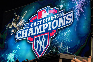 2012 AL East Division Champions Yankee Stadium | by Photo Rusch