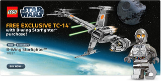 TC-14 B-wing Promotion | by fbtb