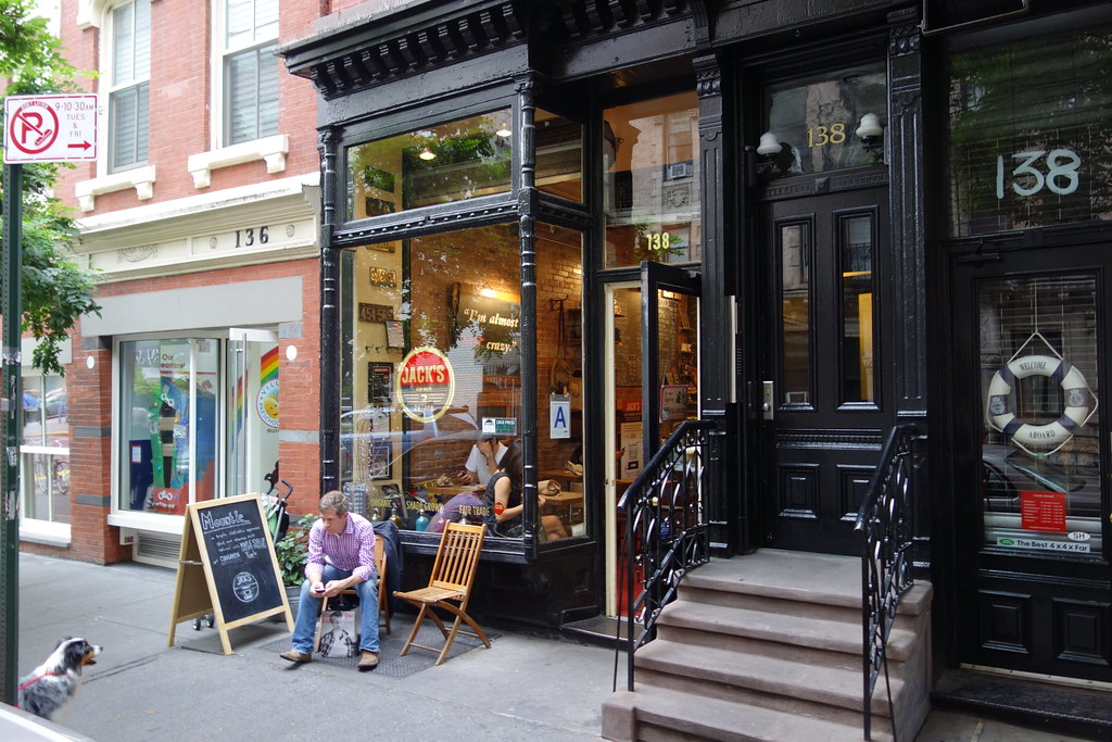 Jack's Stir Brew | W 10th St | West Village