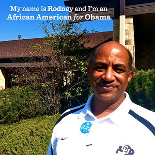 Rodney AfAm for Obama | by Obama for America - Colorado