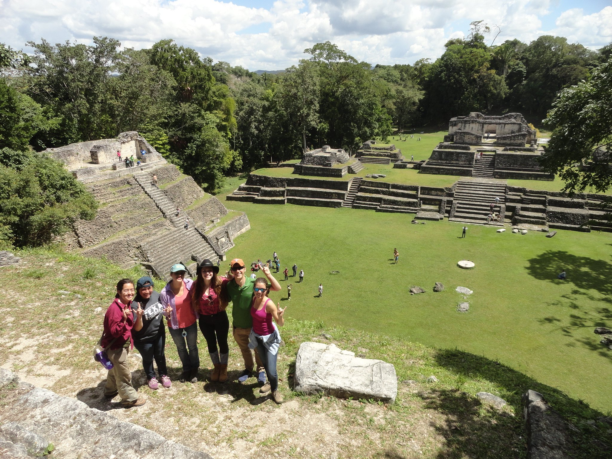 MAYMESTER: ANCIENT & COLONIAL HERITAGE IN LATIN AMERICA: CULTURAL TREASURES OF THE MAYA Image