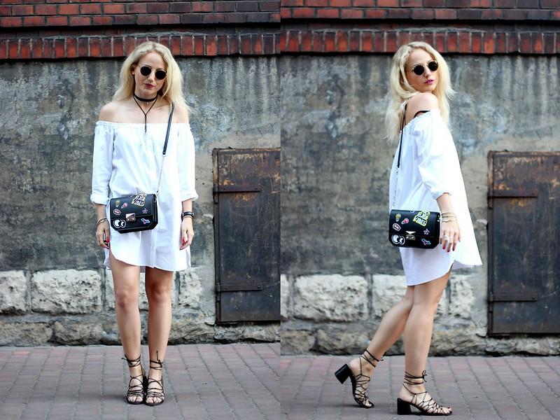 White dress Insta