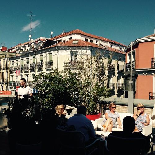 Mercado de San Ildefonso, Chueca. Madrid