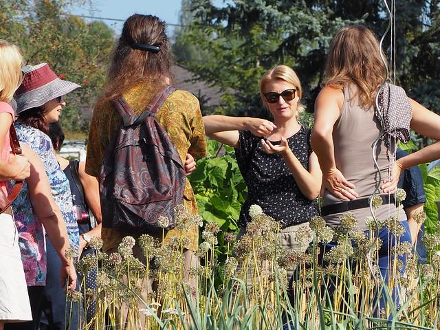 Exkursion Gemeinschaftsgärten