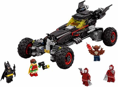 The LEGO Batman Movie The Batmobile (70905)