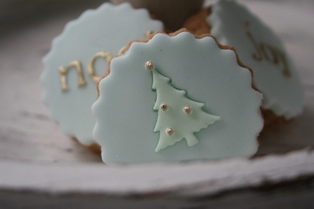 como fazer Christmas cookies de natal