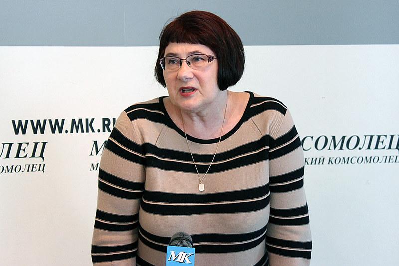 """Нина Грозова, журнал """"Миша"""""""