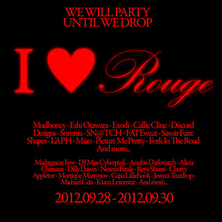 I <3 ROUGE | by ♥ Codie ♥