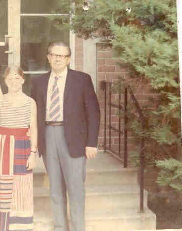 Sarah & Daddy