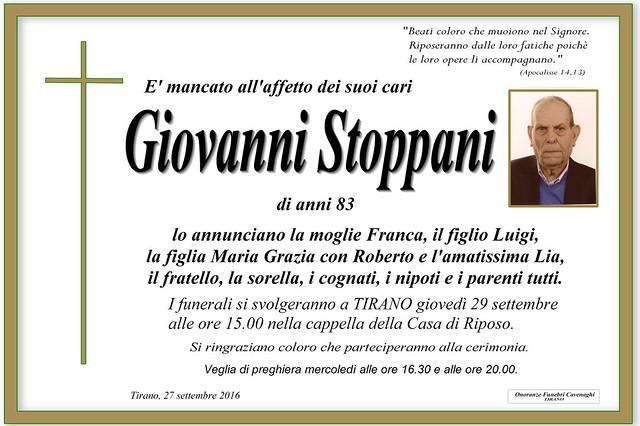 Stoppani Giovanni