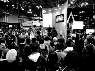 NYCC 2012: Some Dance Game's Booth | by Kevin Church