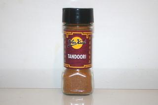 08 - Zutat Tandoori / Ingredient tandoori