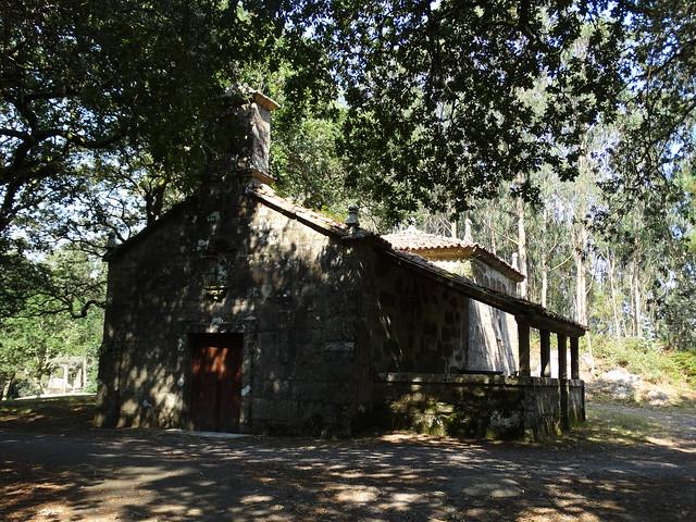 Ermita de Monte Torán de Vimianzo