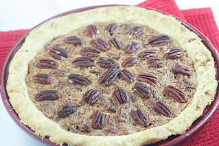 Pecan Pie | by LittleRedKitchen