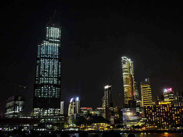 Lighted Towers