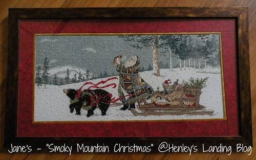 Jane's Smoky Mountain Christmas Jane