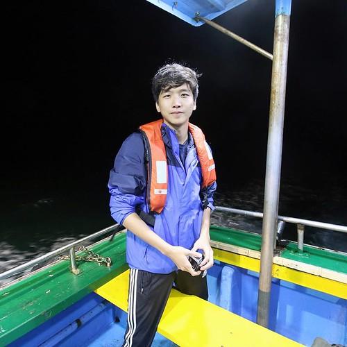 A photo of Jae Lee.
