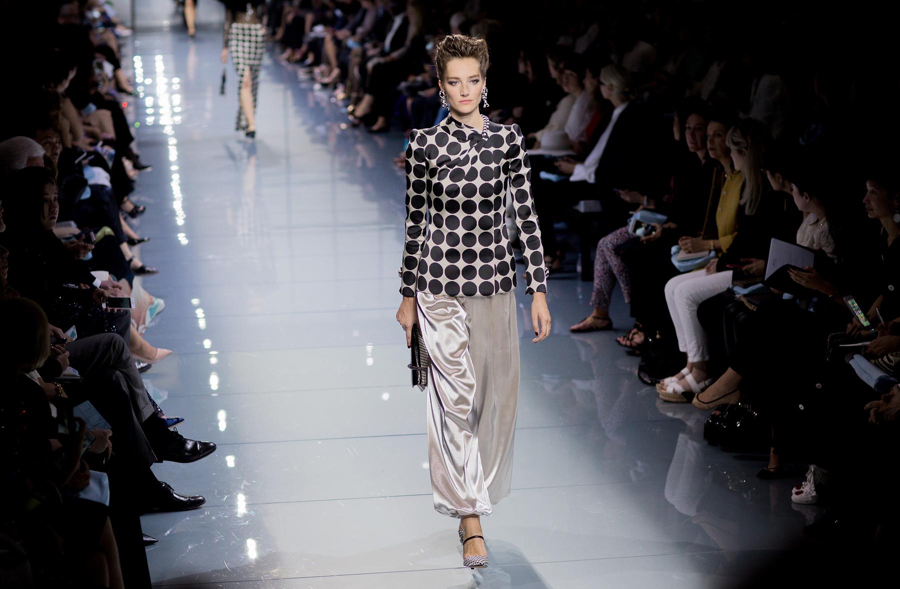 Armani Runaway, Haute Couture F/W 17