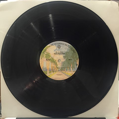 JESSE COLIN YOUNG:ON THE ROAD(RECORD SIDE-B)