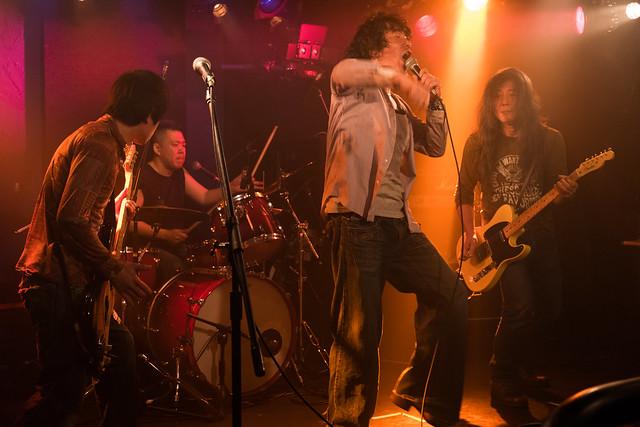 THE NICE live at 獅子王, Tokyo, 15 Sep 2016 -1010259