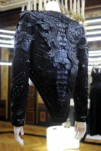 Givenchy haute couture f w 2012 flickr photo sharing for Haute couture jacket