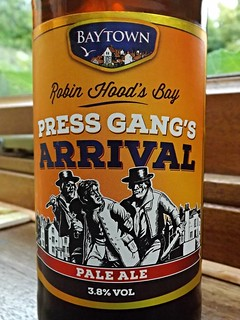 Baytown, Press Gang's Arrival, England
