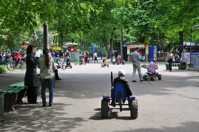 парк Шевченка Рівне