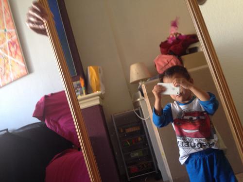 Selfie nr 1