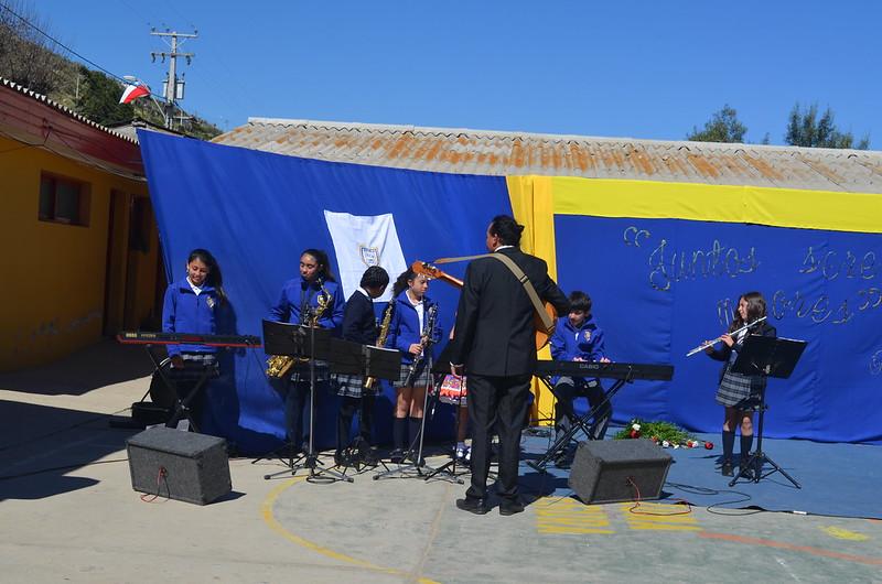 """Aniversario Nº 144 Escuela Canela Baja """"Día 05 Acto Central Escuela Canela Baja"""""""