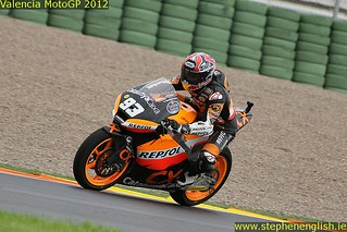 Marc Marquez Valencia Moto2 Race 2012 | by stevie.english