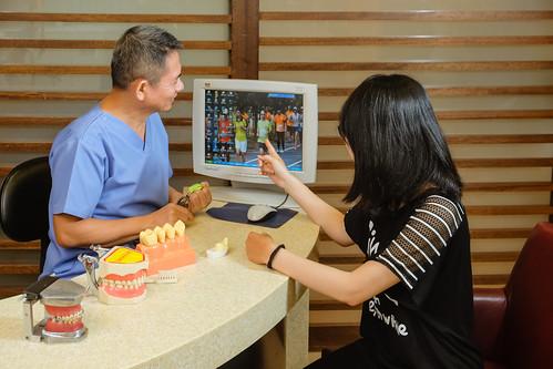 [推薦] 我在台南佳美牙醫學到牙齒矯正和跑馬拉松一樣需要耐心 (1)