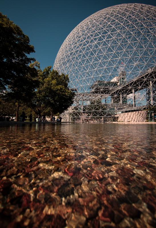 la biosphère montreal