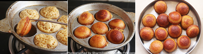 How to make neiappam - Step4
