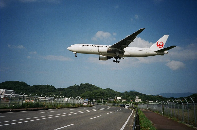 Japan Airlines / JA007D