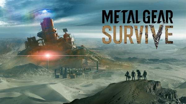 Metal Gear Survive: 15 Minutes of Gameplay released