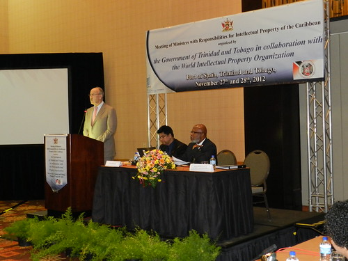 WIPO Director General Participates in 8th Ministerial Meeting on IP for Caribbean Countries | by WIPO | OMPI