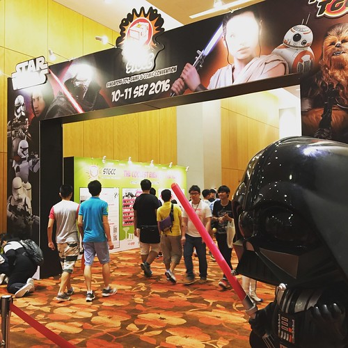 STGCC 2016 Event Report