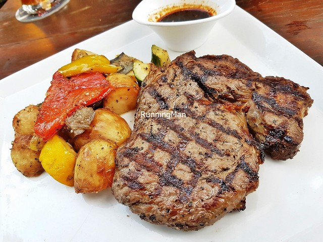 RedDot Brewhouse Moo-sician Beef Steak