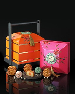 shangri-la hotel-mooncake