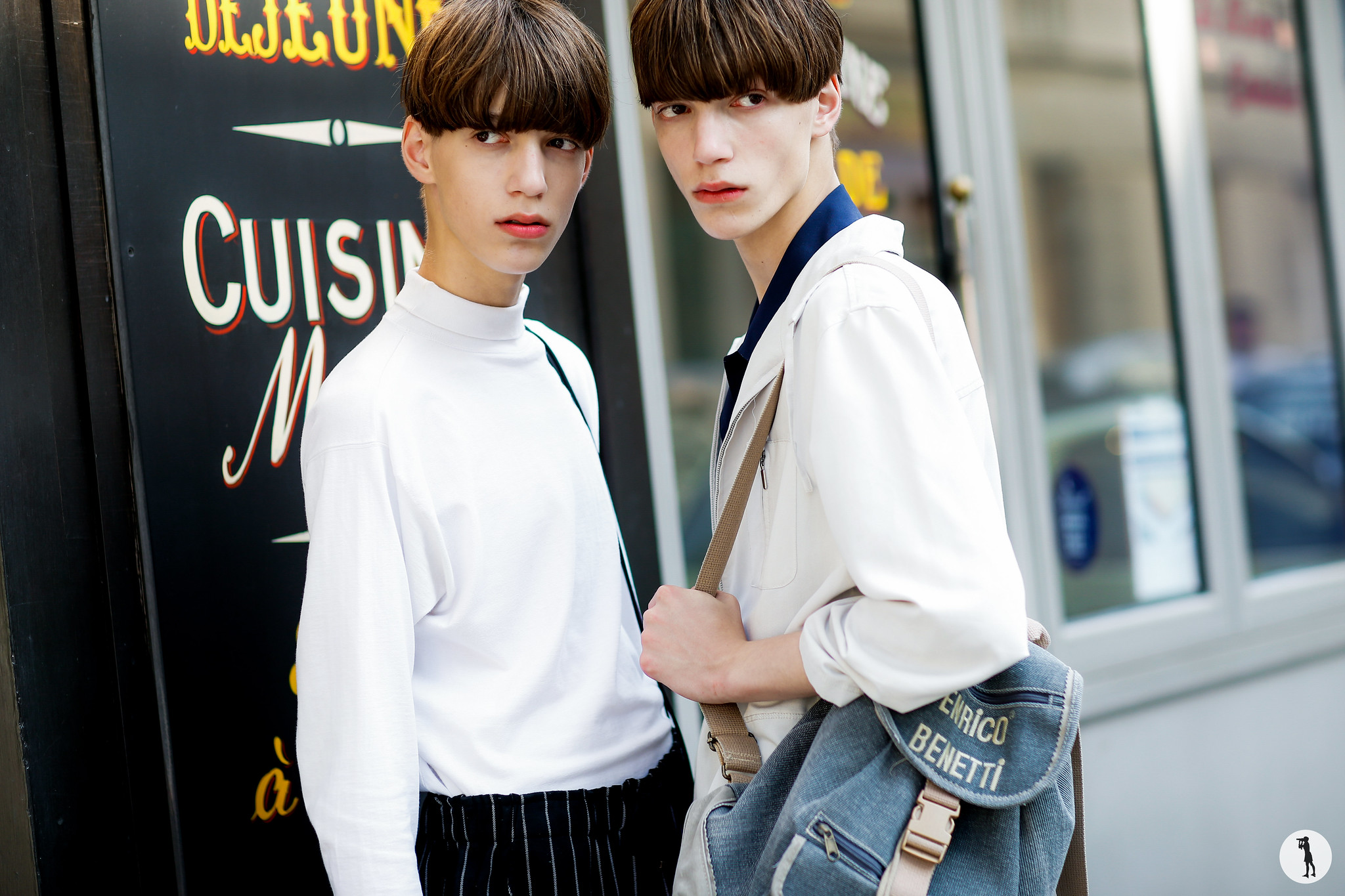 Models - Paris Fashion Week Menswear SS17 (8)