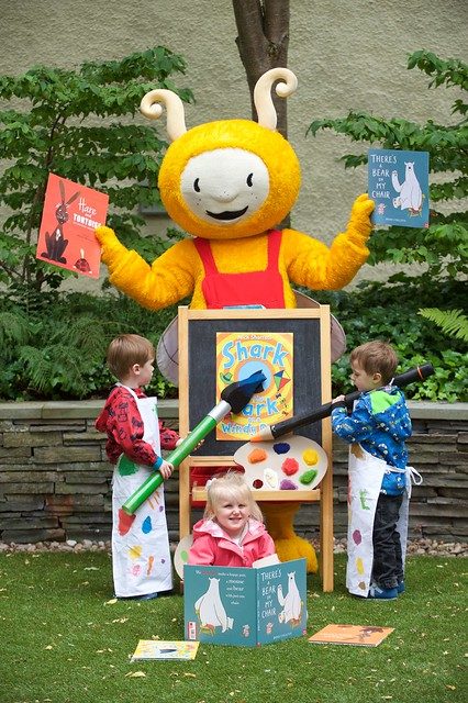 FREE TO USE - Kids in Scotland Illustrate a Love of Reading with first-ever Bookbug Picture Book Prize