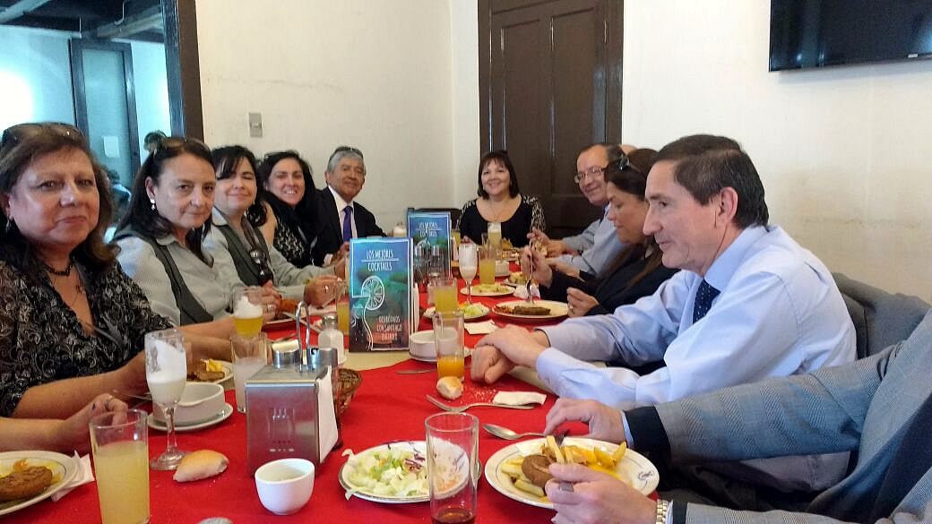 Regional Libertador Bdo. O´Higgins celebró Aniversario de ANEC 2016