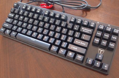 Digstar StarTop USB mechanical gaming keyboard 01