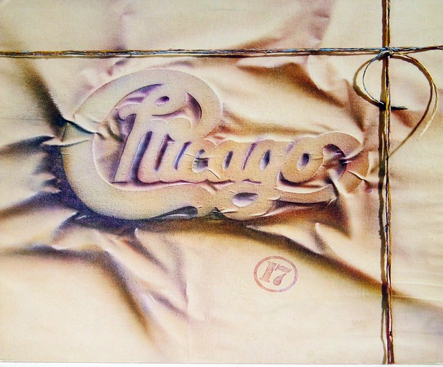 "Chicago 17 12"" vinyl LP ALBUM"