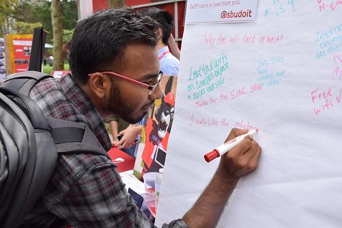 Campus Community Information Fair - Fall 2016