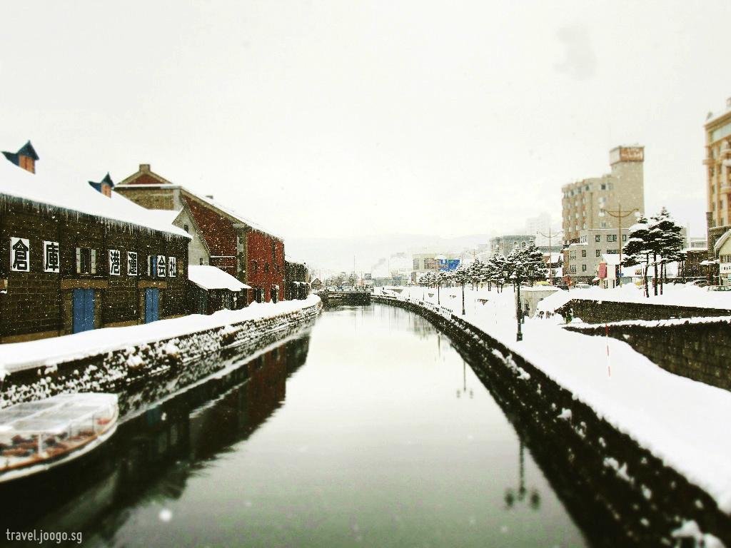 Otaru Canal 1a - travel.joogo.sg