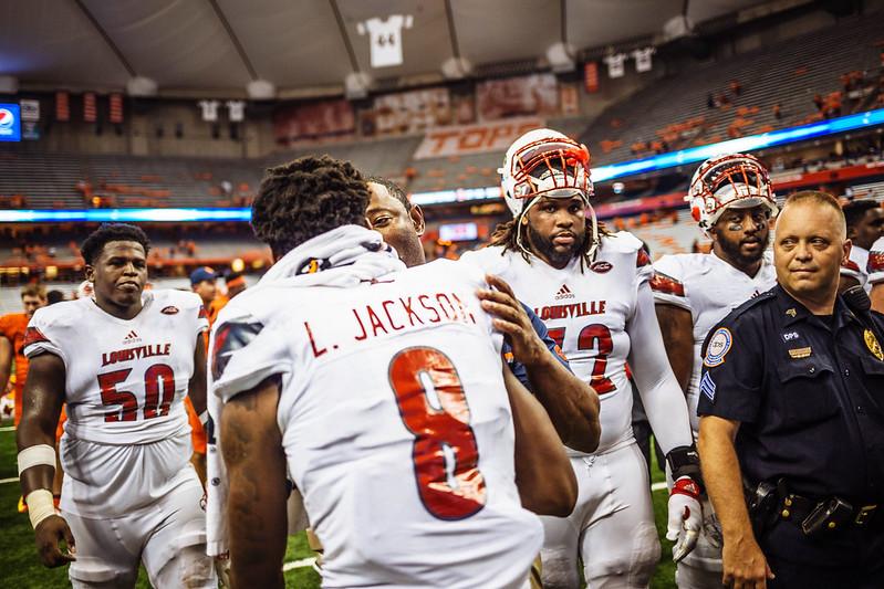 SU Football: Syracuse vs. Louisville
