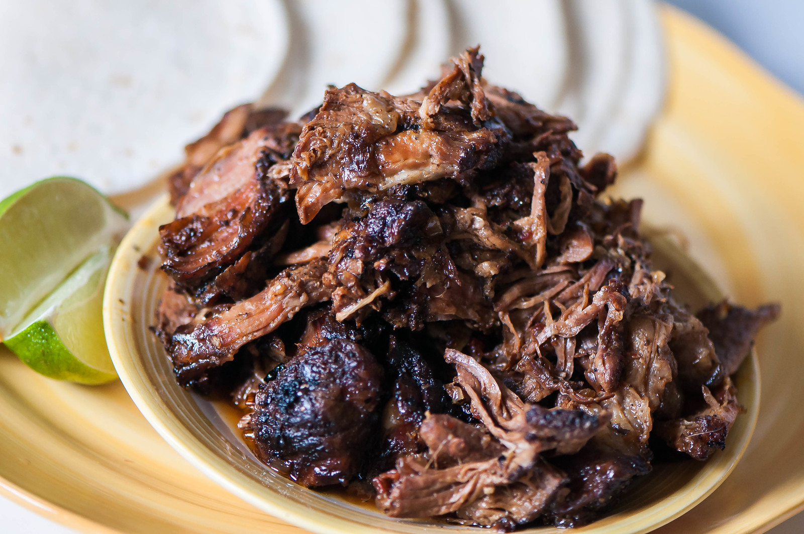 Slow Cooker Chipotle Shredded Beef 7