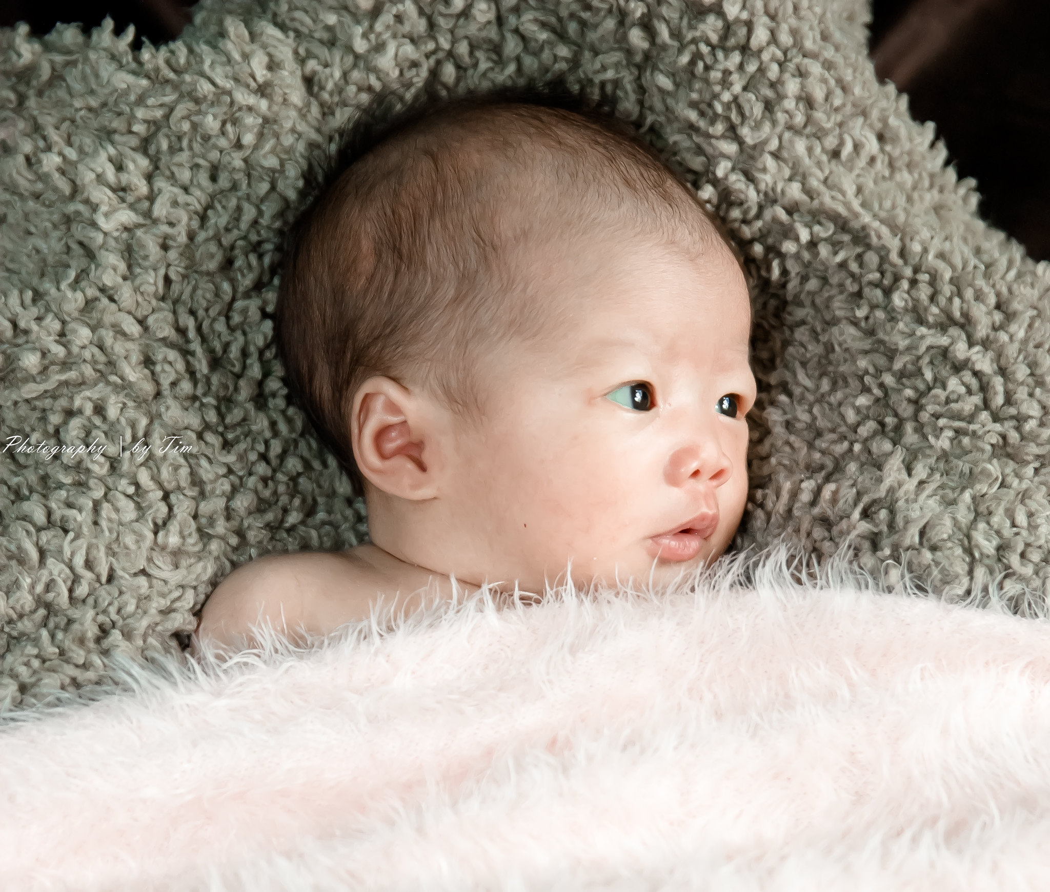 (簡單分享) 自拍-新生兒 寫真 @22Day