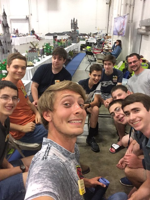 BrickFair VA 2016 Recap
